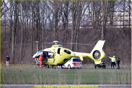 19 Maart Lifeliner1 Amsterdam Milovan Djilasstraat