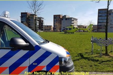 19 Maart Lifeliner2 Hendrik-Ido-Ambacht Sophiapromenade