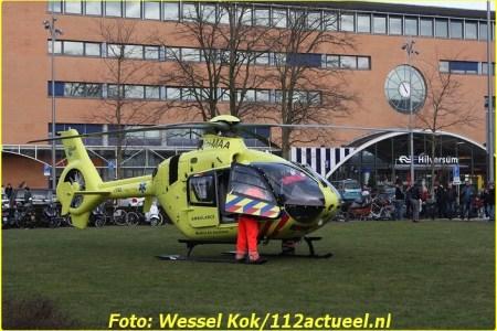 11 Maart Lifeliner1 Hilversum Wilhelminastraat