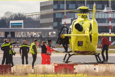 21 Maart PH-TTR Rotterdam Airport