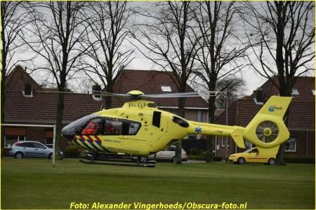 13 Maart Lifeliner2 Hoeven Meidoornlaan
