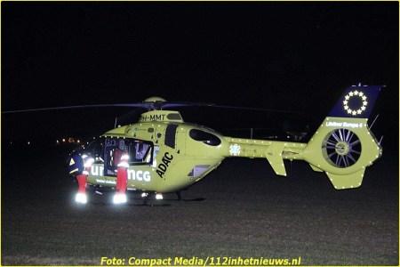 18 Maart Lifeliner4 Een-West Hoofdweg N979