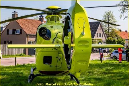 21 April Lifeliner2 Dorst Baarschotsestraat