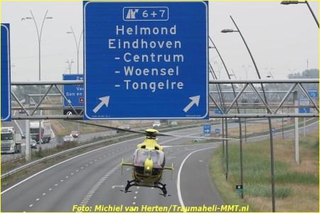 19 Juni MMT3 en Lifeliner2 Eindhoven A50