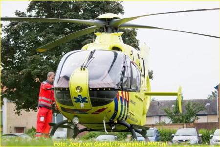 18 Juni Lifeliner2 Roosendaal De Wildenborch