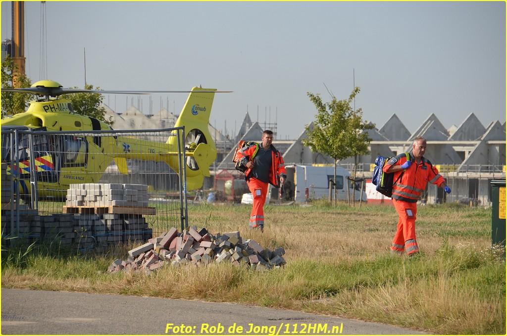Bedrijfsongeval Nijverheidscentrum Zevenhuizen (7)-BorderMaker