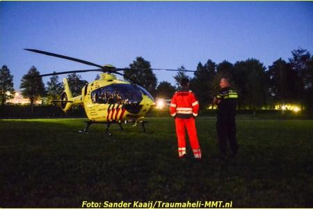 16 September Lifeliner1 Heerhugowaard Tuin...
