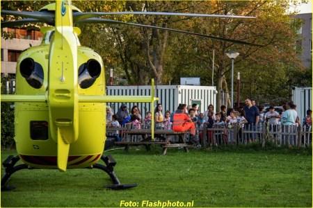 17 September Lifeliner2 Schiedam Burgemeester...