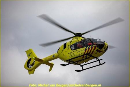 20 November Lifeliner1 Haarlem Woudplein...