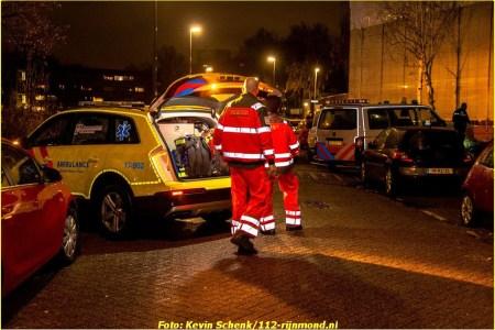 2 December MMT2 Rotterdam Aristotelesstraat
