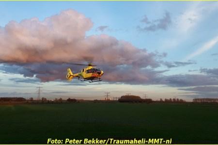 4 December Lifeliner2 Zuidland Gemeenlandsedijk...