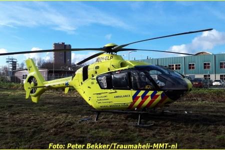11 December Lifeliner2 Rotterdam Toepad