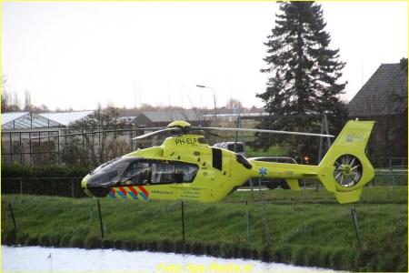 10 December Lifeliner2 Pijnacker Katwijkerlaan