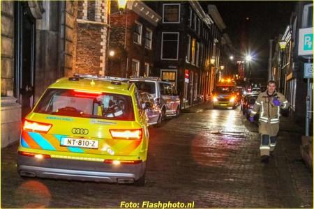 2 December MMT2 Schiedam Nieuwstraat