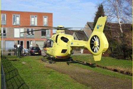 12 Februari Lifeliner2 Moordrecht Doctor...
