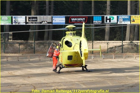 16 Februari Lifeliner1 Ermelo Drieerweg