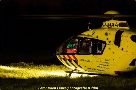 14 April Lifeliner3 Benschop N204 –...