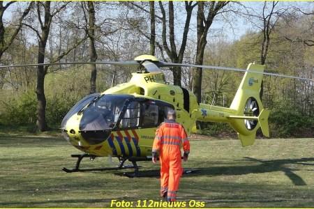 18 April Lifeliner3 Oss Van Maanenstraat