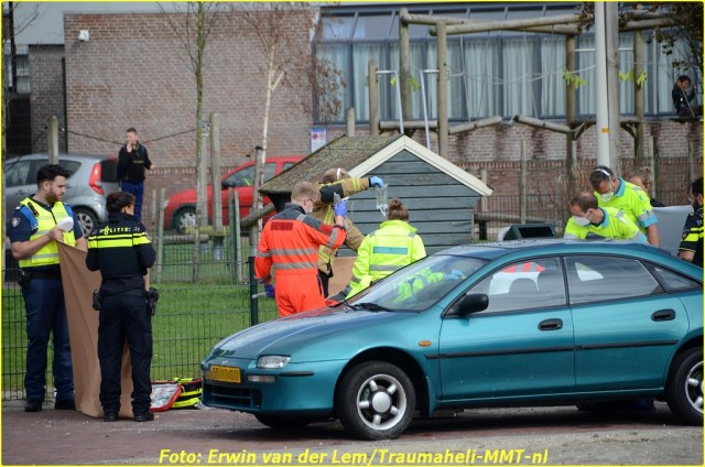 Den Haag Traumahelikopter (2)-BorderMaker