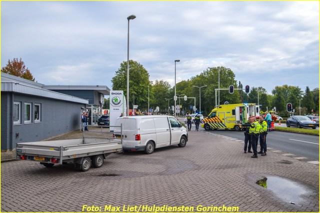 Gorinchem ongeval Banneweg (5)-BorderMaker