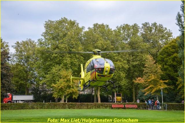 Gorinchem ongeval Banneweg (9)-BorderMaker