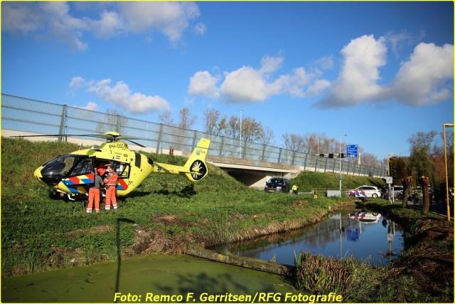 20-11-04 Prio 1 Verkeersongeval - Oud Reeuwijkseweg (Reeuwijk) - MMT (9)-BorderMaker