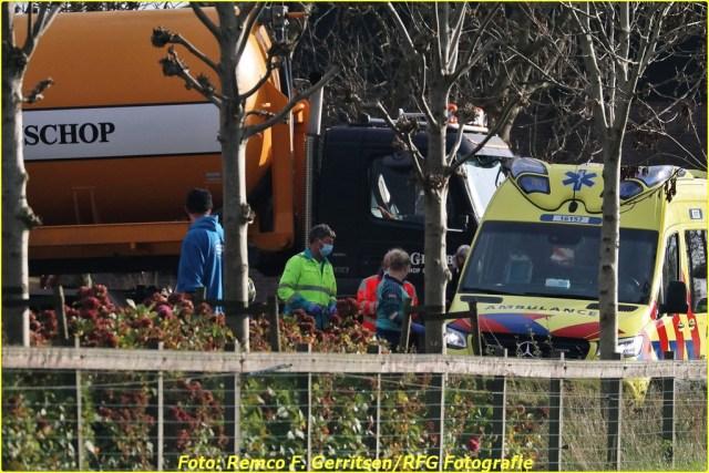 20-11-20 Prio 1 Ass. Ambu - Hoenkoopse Buurtweg (Oudewater) (5)-BorderMaker