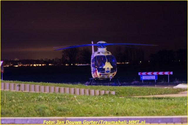 2020-11-20 Ongeval Motoer lemmerweg Afslag Ijlst 5-BorderMaker