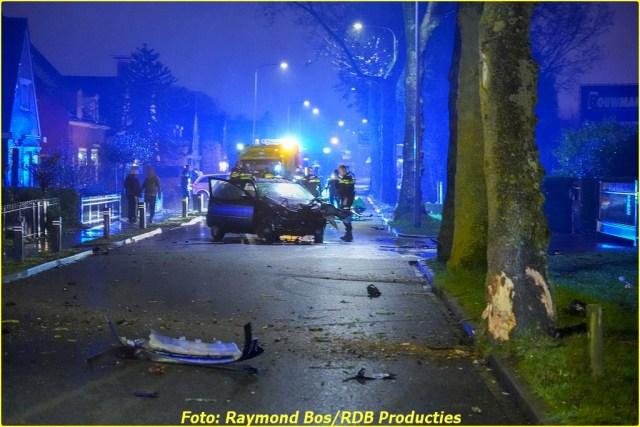 Ongeval Popdijkemaweg - Foto ID-7356543-BorderMaker