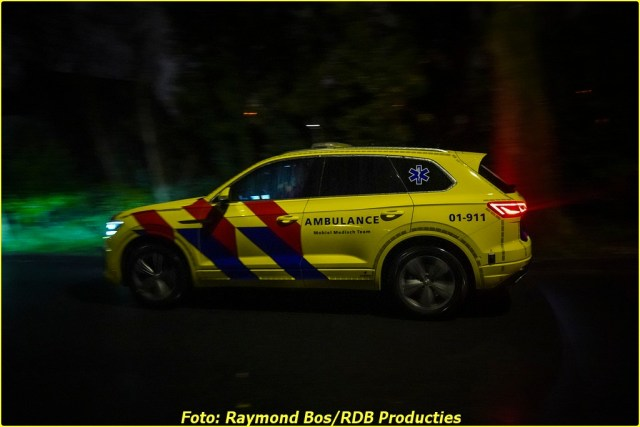 Ongeval Popdijkemaweg - Foto ID-7356560-BorderMaker