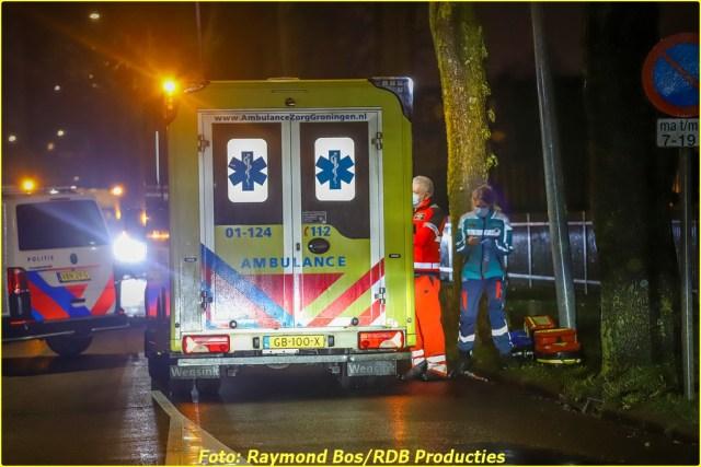 Ongeval Popdijkemaweg - Foto ID-8356543-BorderMaker