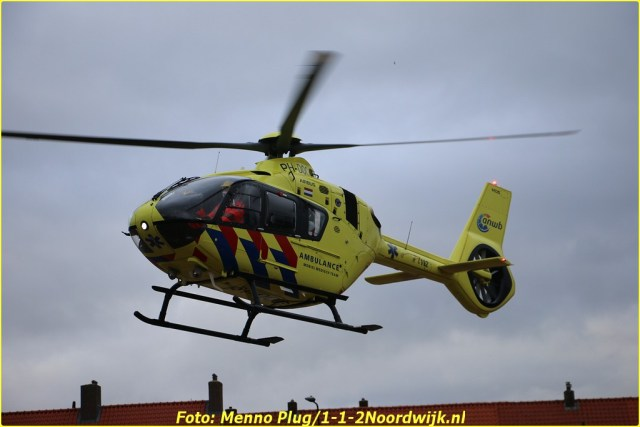 Traumahelikopter Katwijk (16)-BorderMaker