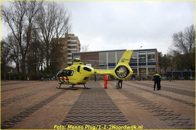 Traumahelikopter Katwijk (4)-BorderMaker
