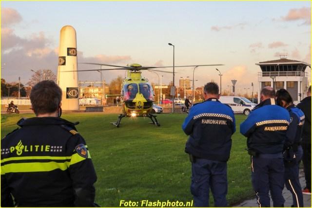 Traumahelikopter Vlaardingen (5)-BorderMaker