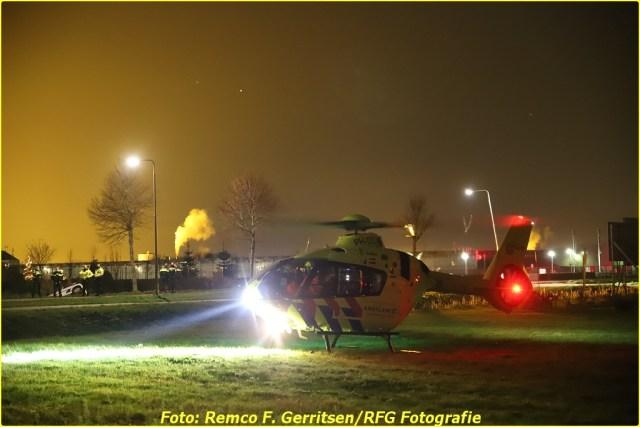 20-12-06 Prio 1 Voertuig te water - Bredeweg (Moerkapelle) - Lifeliner (13)-BorderMaker