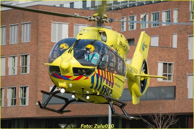 Lifeliner5 PH-HOW RTD Rotterdam Maasstad naar Groningen UMCG 22-01-2021-6774-BorderMaker