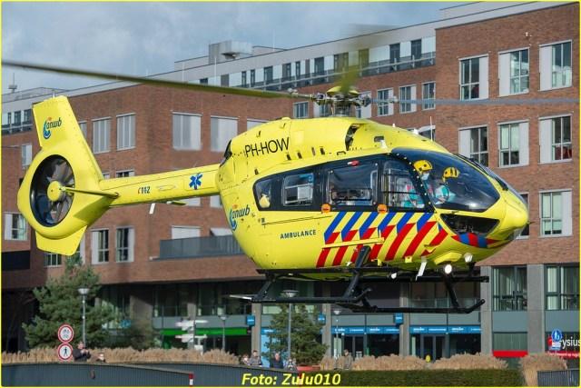Lifeliner5 PH-HOW RTD Rotterdam Maasstad naar Groningen UMCG 22-01-2021-6990-BorderMaker