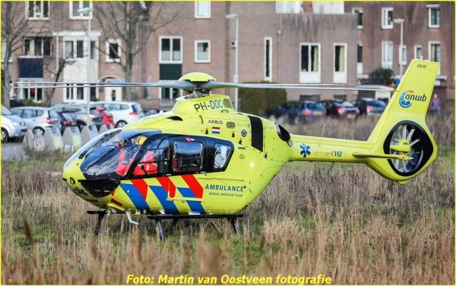 Zoetermeer Denemarkenlaan Traumaheli (3)