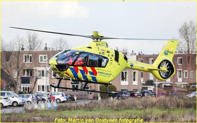 Zoetermeer Denemarkenlaan Traumaheli (5)