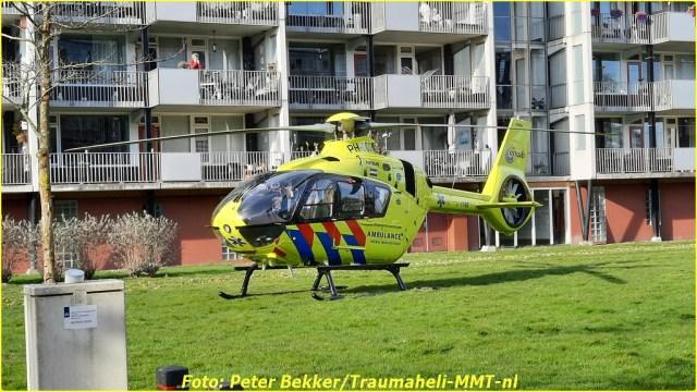 Traumahelikopter Pijnacker 21 feb (3)-BorderMaker