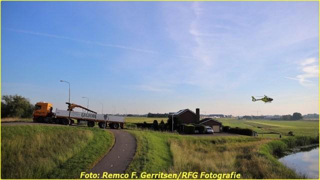 21-06-14 Prio 1 Verkeersongeval - Schielands Hoge Zeedijk West (MOordrecht) - beste (3)-BorderMaker