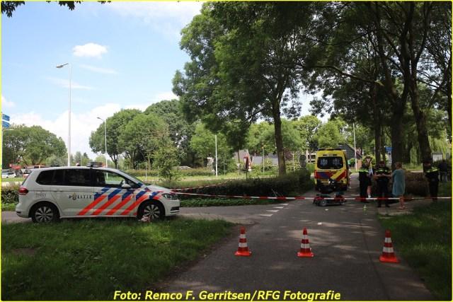 21-06-27 Prio 1 Verkeersongeval - N210 (Schoonhoven) - beste (2)-BorderMaker
