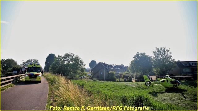21-07-03 Prio 1 Verkeersongeval - Steinsedijk (Haastrecht) - beste (3)-BorderMaker