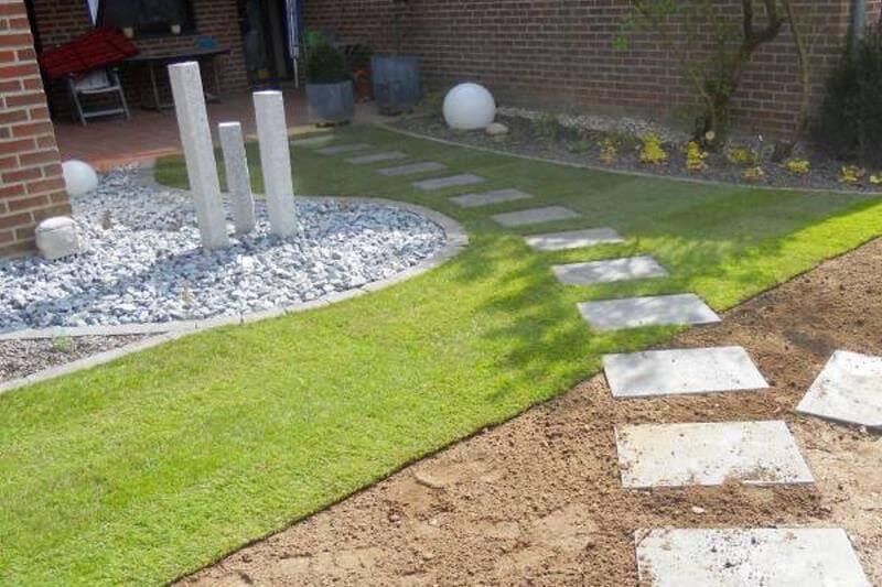 Rasen Säen Oder Rollrasen Galabau Mähler Traumgarten Kleve