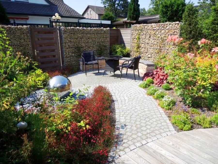 Gartenglück Gestaltung ihres Garten