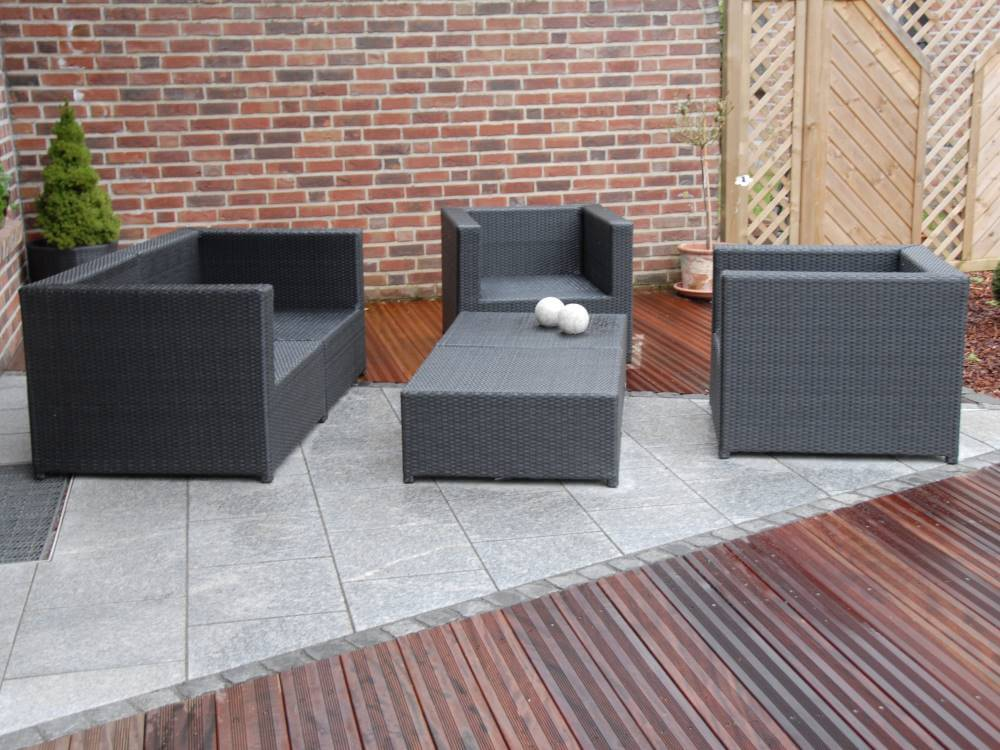 loungem bel terrasse traumgarten. Black Bedroom Furniture Sets. Home Design Ideas