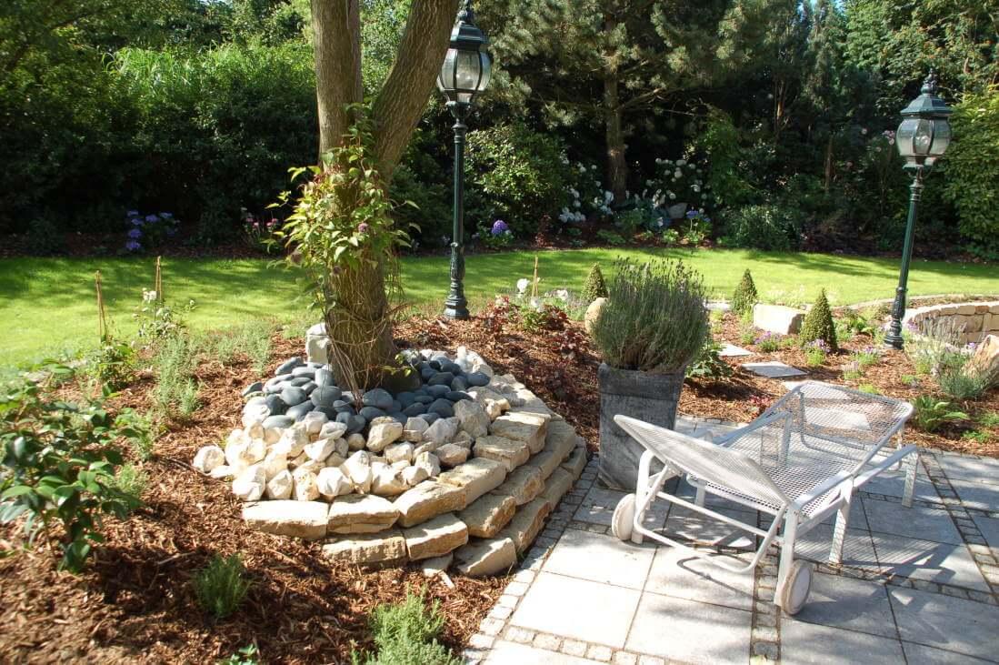 romantischer Garten | Galabau Mähler | Traumgarten