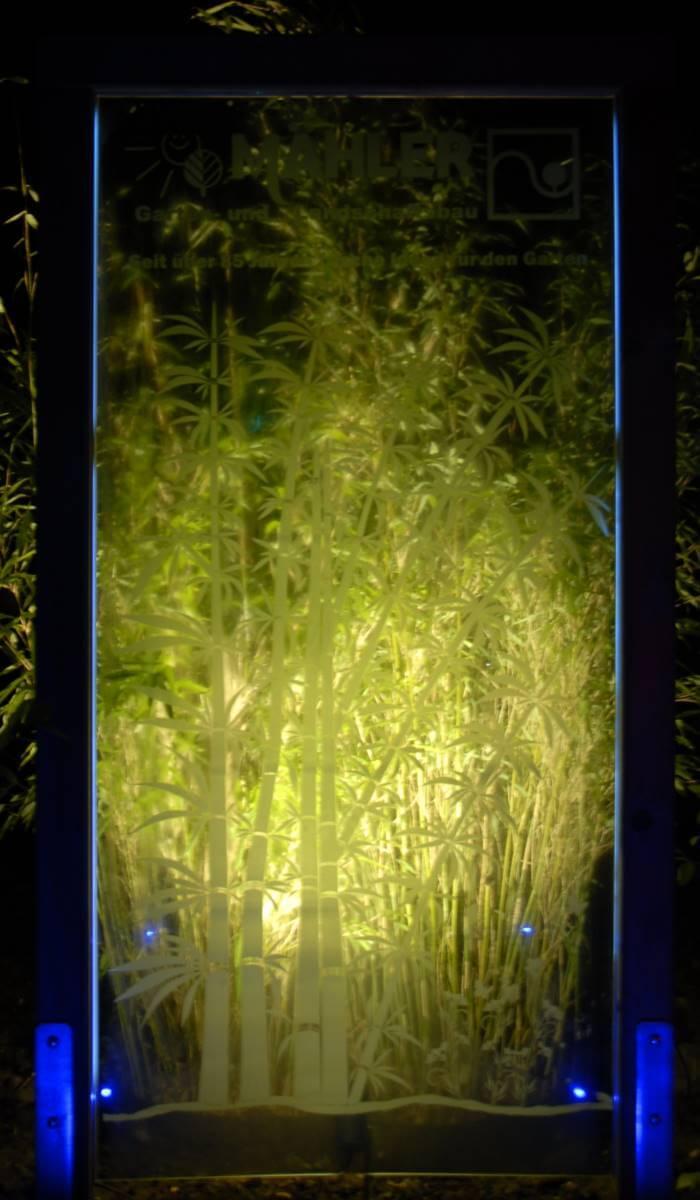 plexiglas gartenbeleuchtung galabau m hler acrylglas. Black Bedroom Furniture Sets. Home Design Ideas