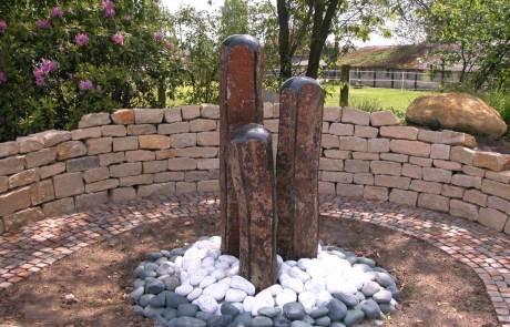 Basaltsteelen Brunnen