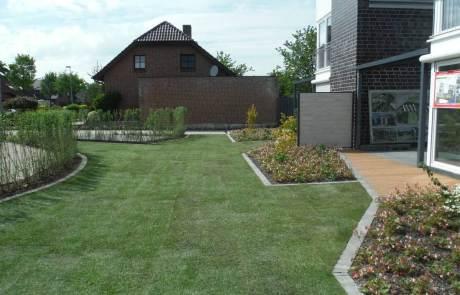 Spiel- und Sportrasen für die Wohngartenanlage